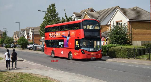 WHV69 Go-Ahead London