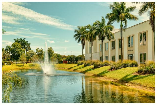 Around Florida International University