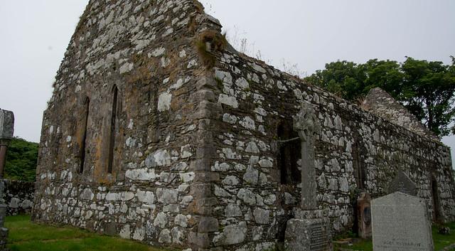 Kildalton Church  - around 12th century