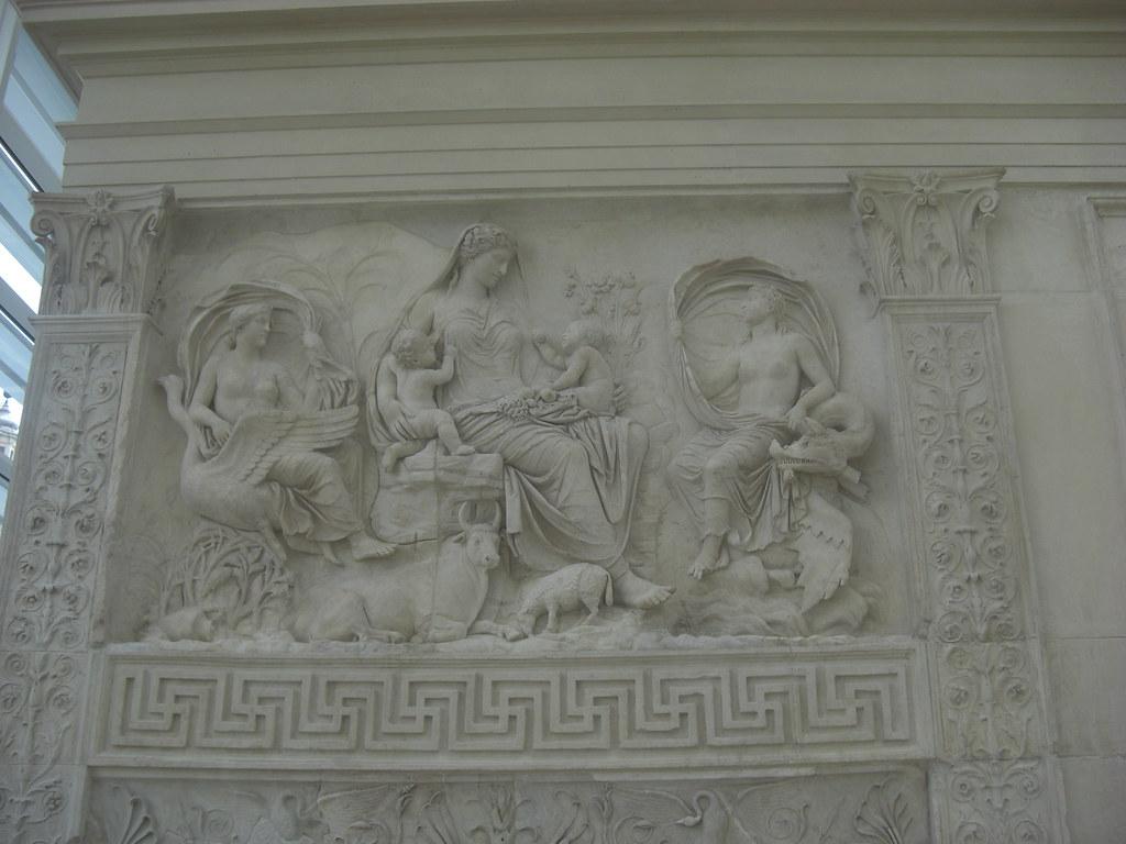 Relief of Terra
