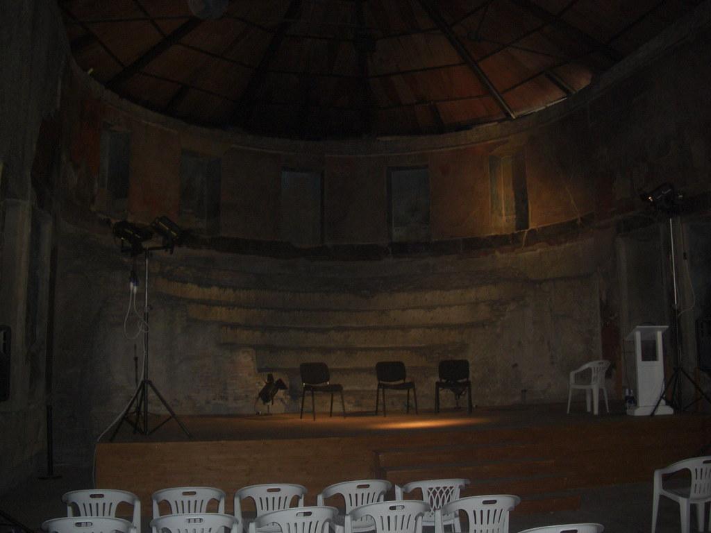 Auditorium of Maecenas