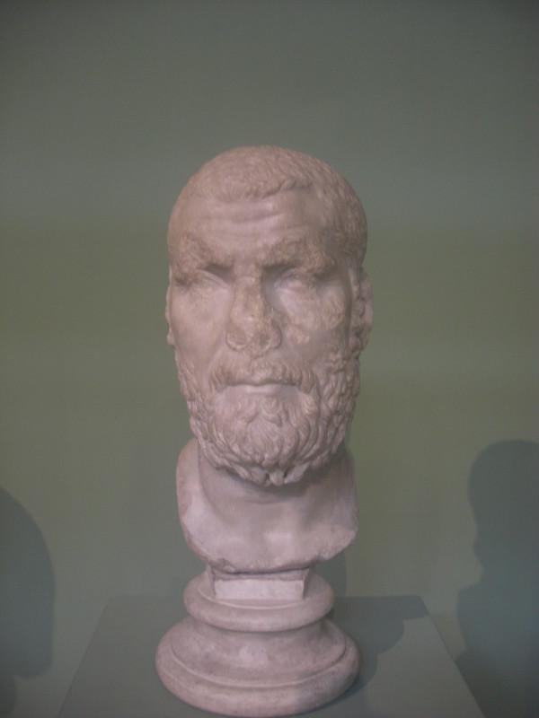 Head of Macrinus