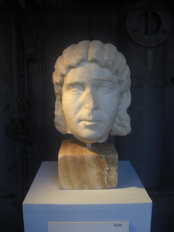 Head of Otacilia Severa