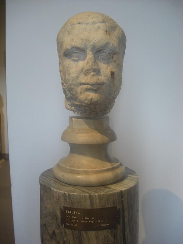 Head of Balbinus