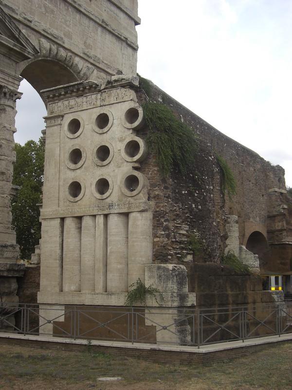 Tomb of M. Vergilius Eurysaces