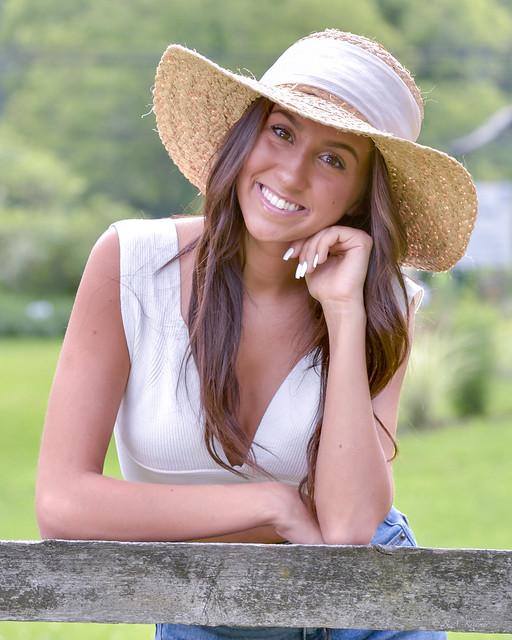 Sun Hat Smile