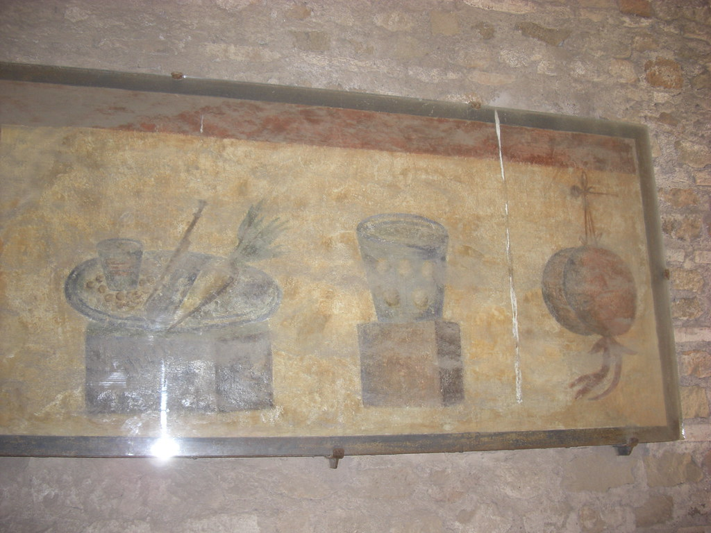 Fresco of Food and Drink
