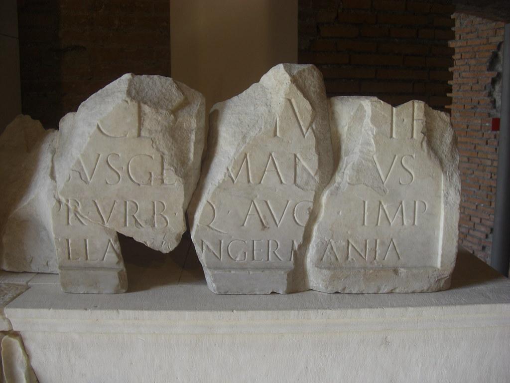 Detail of Inscription
