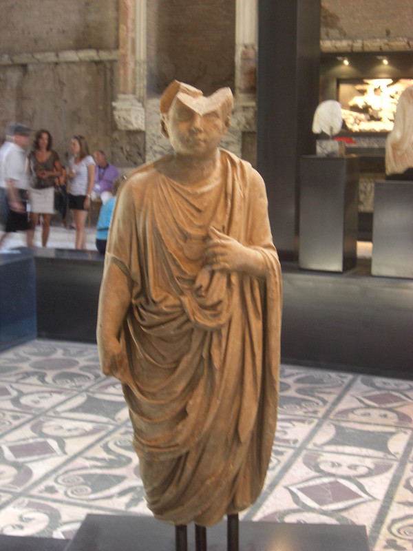 Statue of a Julio-Claudian Prince