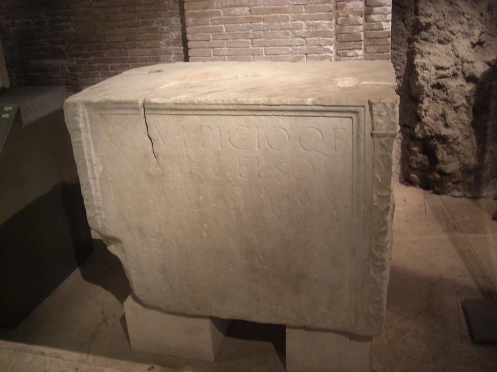 Funerary Monument to Q. Sulpicius Celsus