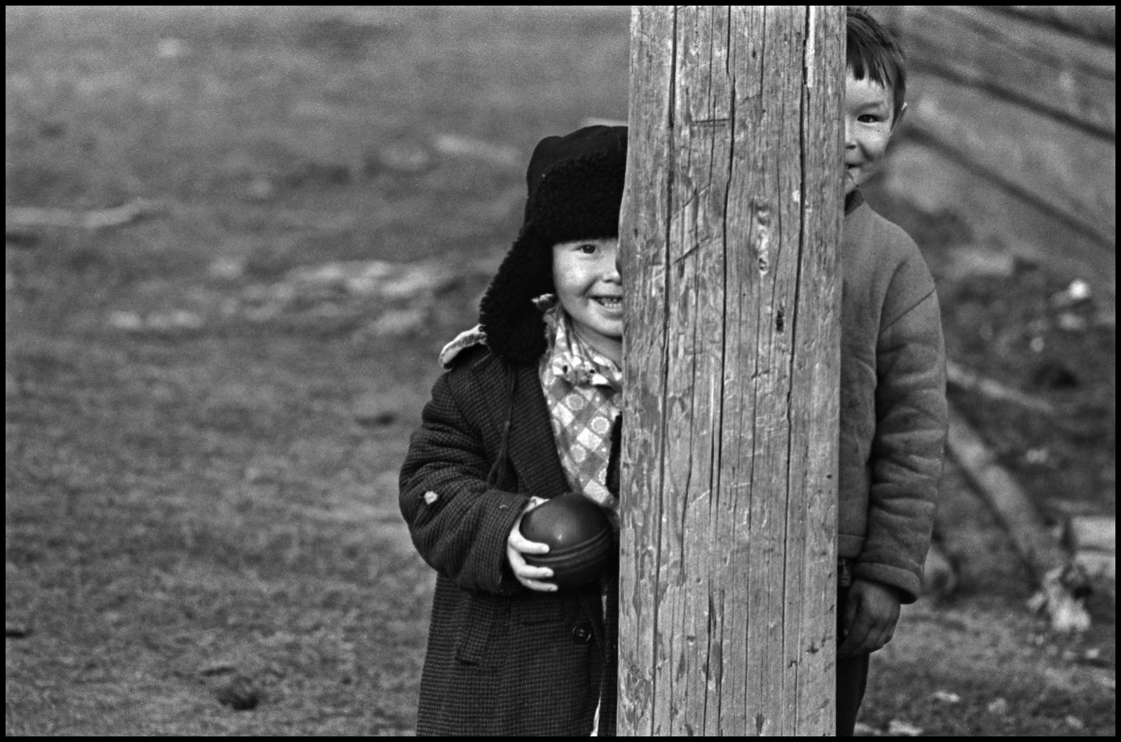 1975. Мансята. Хакассия