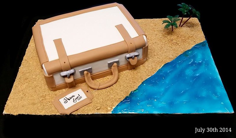 Cake by Toni Medina at Angel's Cakes