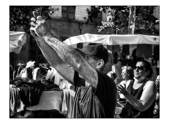 Souvenir de manif... / Memory of a protest...