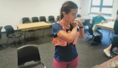 Maraton na Týnišťských šlápotách vyhrála Hošeková