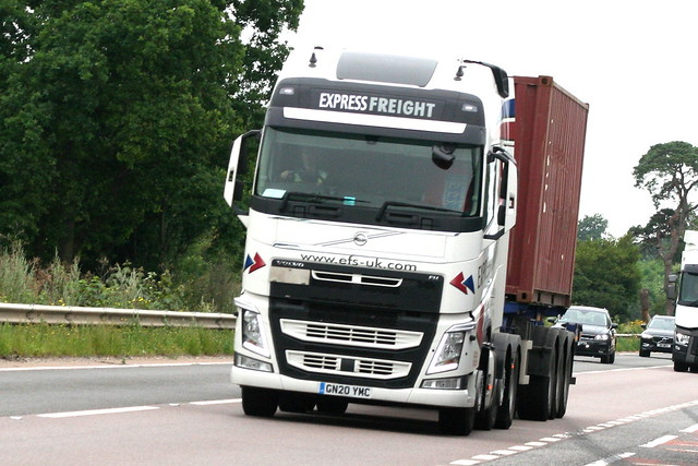 VOLVO FH GN20YMC EXPRESS FREIGHT