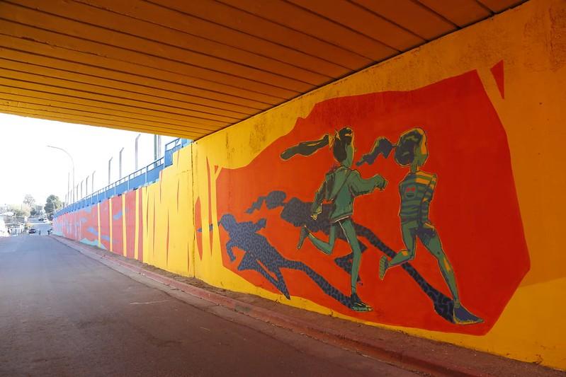 Mural Viaducto Polonia (2)