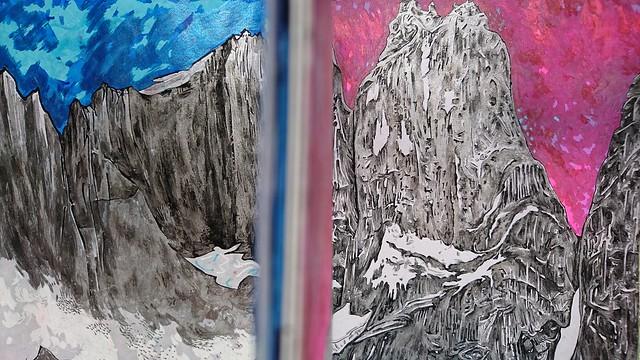 Torres del Paine 💙❤