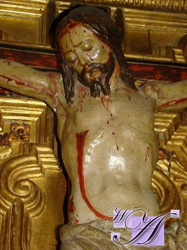 Advocación Cristo de las Aguas - Estepa