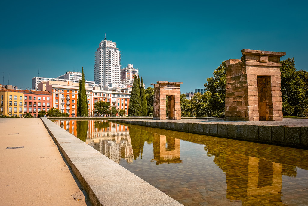 Things to do in Madrid | Temple of Debod