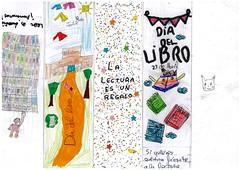 20210601 *** BIBLIOCONCURSOS - Exposición del VIII concurso 'En Abril, marcapáginas Mil 2021'