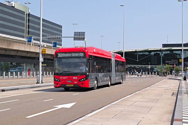 GVB 2180 - Schiphol Airport
