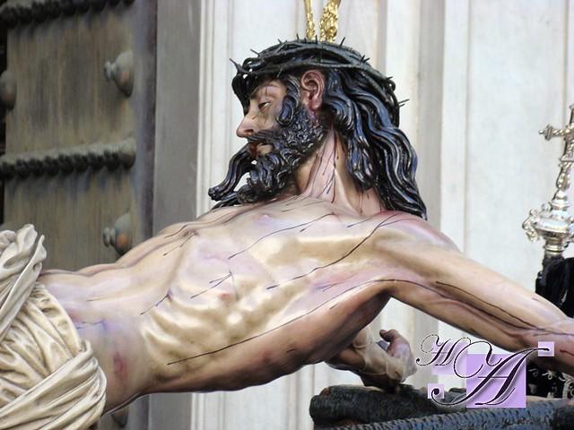 Advocación Cristo de las Aguas - Cádiz