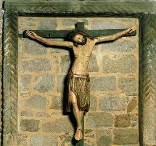 Advocación Cristo de las Aguas - Carbellino