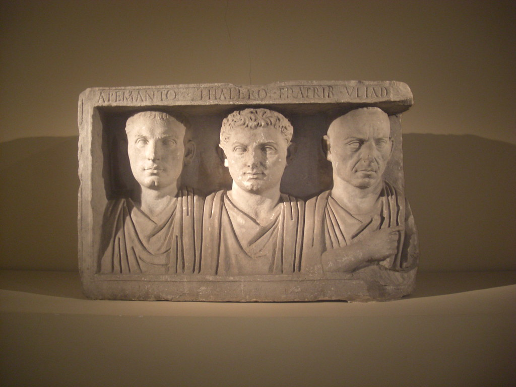 Funerary Monument of Three Brothers