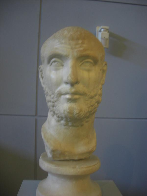Head of Carinus