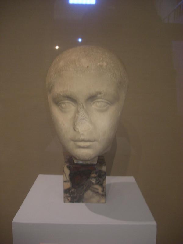 Head of Alexander Severus