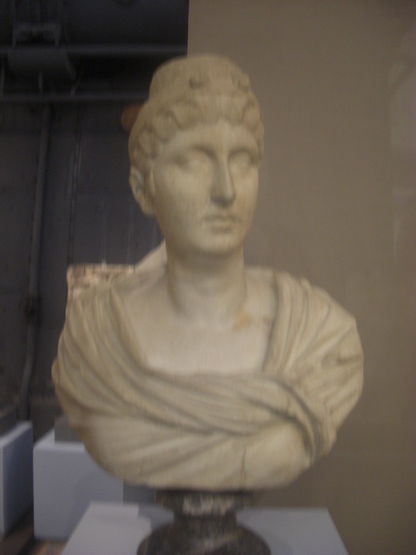 Bust of Faustina Maior