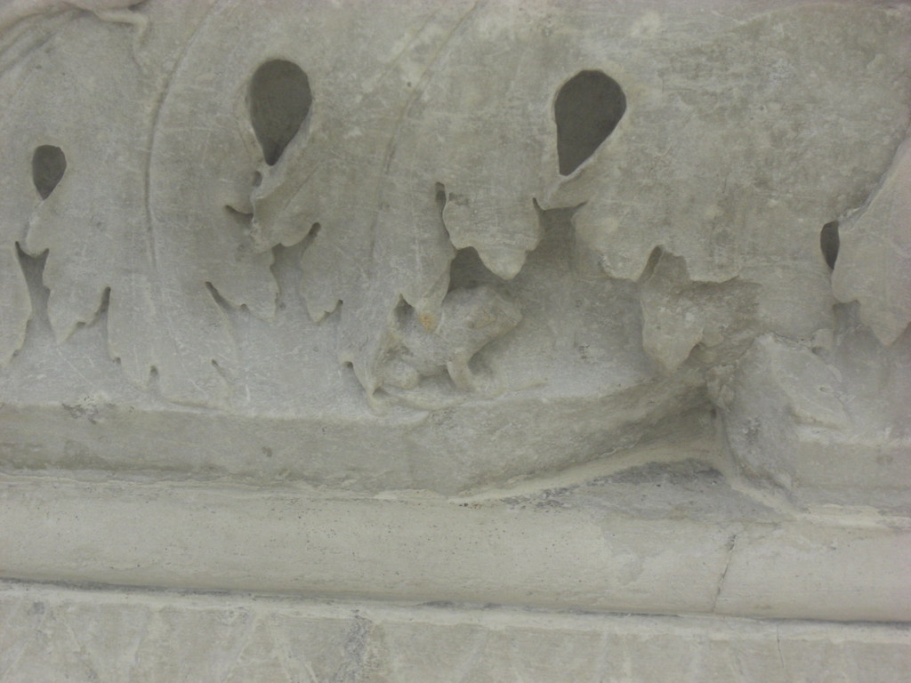 Relief of a Frog