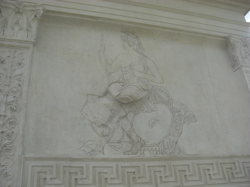 Relief of Roma