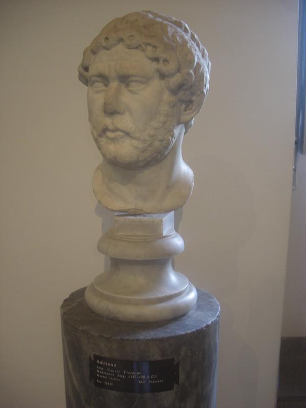 Head of Hadrian