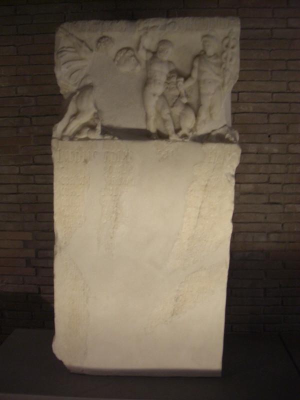 Dedication by the Praetorians of Moesia Inferior
