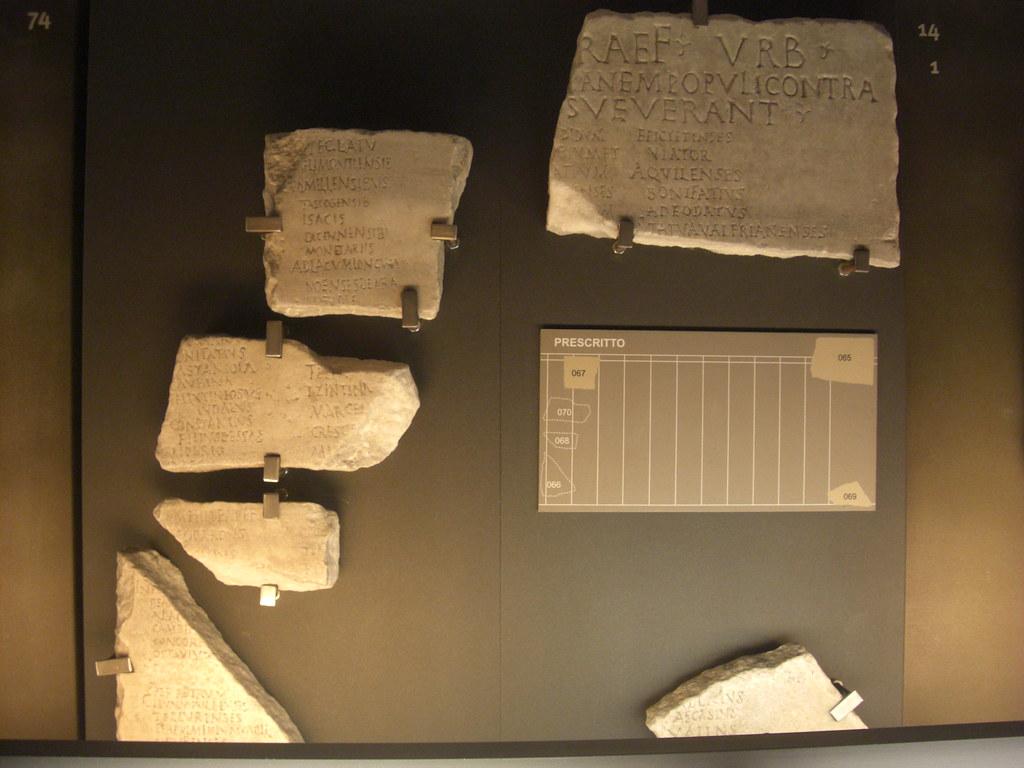 Edict of the Prefect of the City Tarracius Bassus