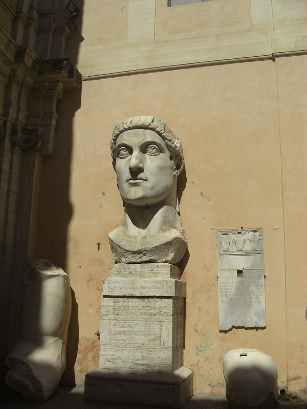Marble Colossus of Constantine