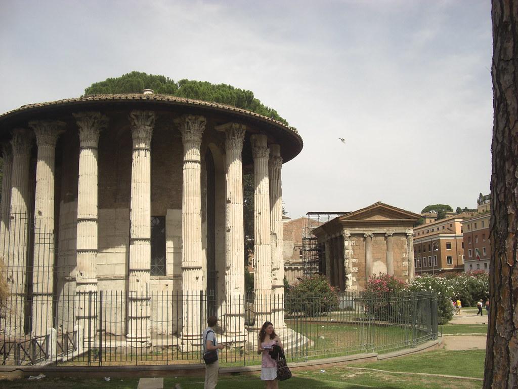 Temples of Hercules Victor and Portunus