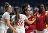 Balonmano Femenino ESP vs FRA 14