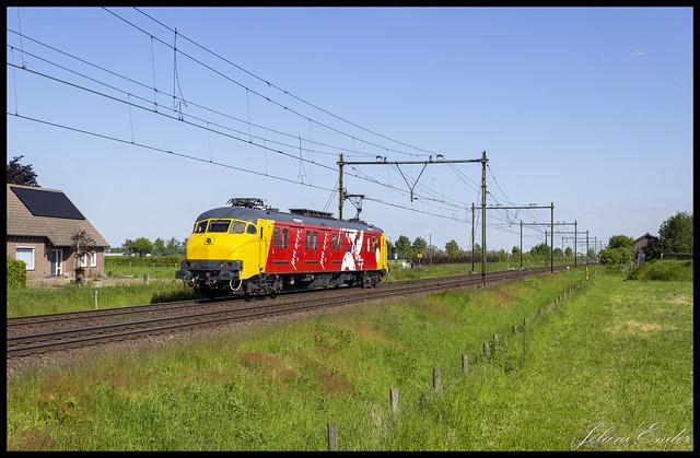 [Sevenum, Ulfterhoek]  Stichting Crew 2454 Motorpost 3029