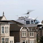 G-NORK Bell 206B Jet Ranger III, Helicentre Aviation Ltd, Weston-super-Mare, Somerset