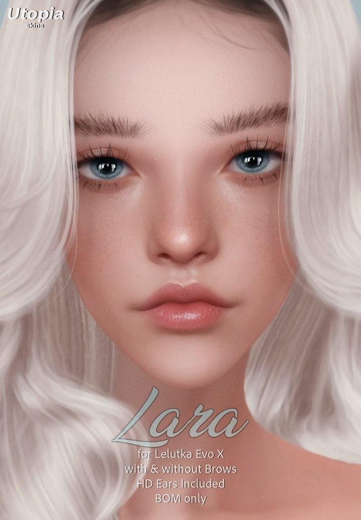 Utopia / Lara for @blanc.