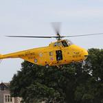 XJ729 / G-BVGE Westland Whirlwind HAR.10, Weston-super-Mare, Somerset