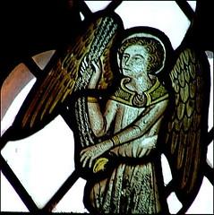 censing angel (15th Century)
