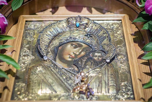 20 июля 2021 года. Казанская икона Божией Матери.