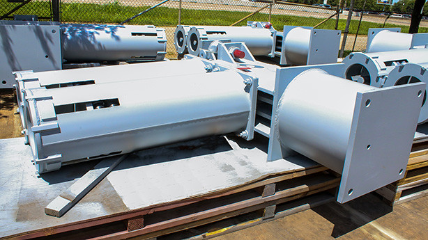 Constant Spring Supports Custom-Designed for One of the Largest Crude Oil Processing Facilities in the World
