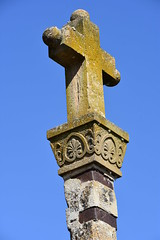 Creu de terme del Santuari de Refet