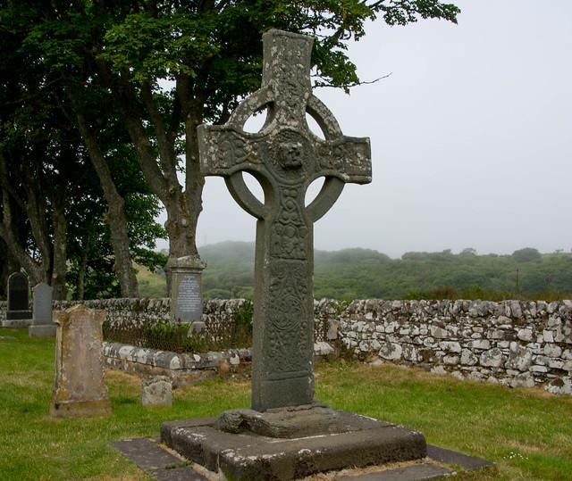 The Kildalton Cross - 1,200 years old.8th century