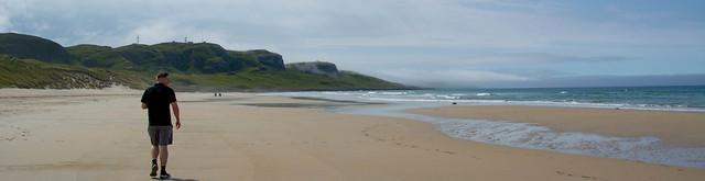 Kilchoman beach walk