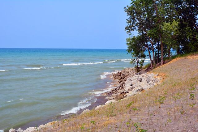 Indiana - Lake View Beach
